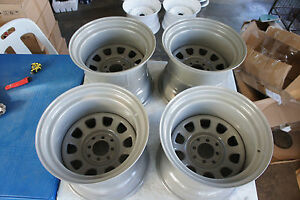 Jdm Custom Steelies 15 Rims Wheels Steel Ssr Watanabe Mx5 Miata Roadster E30