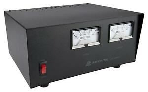 Astron Power Supply 35 Amp With Seperate Volt Amp Meters Rs 35m
