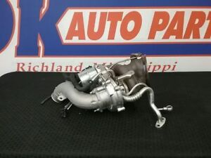16 Lexus Is200t 2 0l Turbo Charger Super Charger