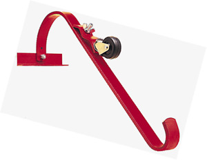 Qualcraft 2481 Ladder Hook With Wheel One Hook