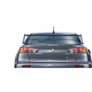 Evolution 10 Vortex Wing Trunk Lid Spoiler 1 Piece Fits Mitsubishi Lancer