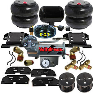 Chassistech Tow Kit 2500 3500 Ram 03 11 Compressor And Manual Valve 2 Lift Xzx