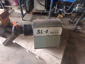 Mori Seiki Numerical Control Lathe Spindle Assembly_sl 4