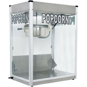 Paragon Professional Series 16 Ounce Popcorn Machine Made In Usa