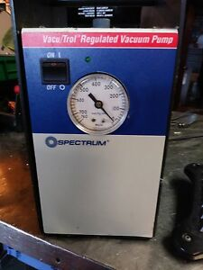 Spectrum Regulated Vacuum Pump 400 1941