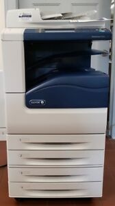 Xerox Workcentre 7125 Color Copier Printer Scanner 11 X 17