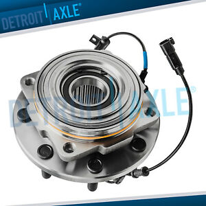 2011 2012 2013 2014 2015 2016 Ford F 250 F 350 Sd 1 Front Wheel Hub Bearing 4wd