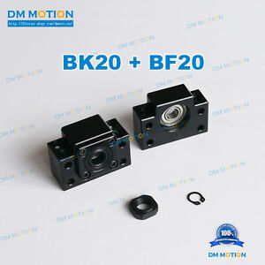 Bk20 Bf20 End Support Ball Screw Diy Cnc Parts