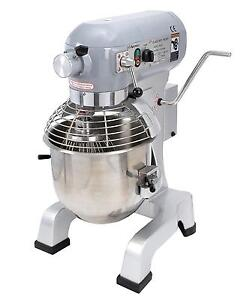 Adcraft Pm 20 20qt Planetary Mixer W 3 Speed Gear Driven 12 Hub