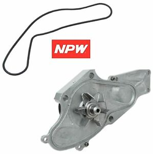 Npw Engine Water Pump For Honda Accord V6 3 0l J30a1 Eng 1998 2002