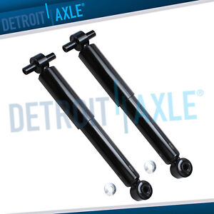 2007 2016 Buick Enclave Chevy Traverse Gmc Acadia Saturn Outlook Rear Shock Set