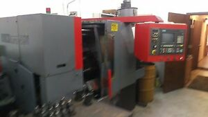 Emco 425 Twin Spindle Twin Turret Live Tooling Bar feeder Spare Parts Machi