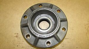 Allis Chalmers 190 Xt Differential Carrier Am 5004 3