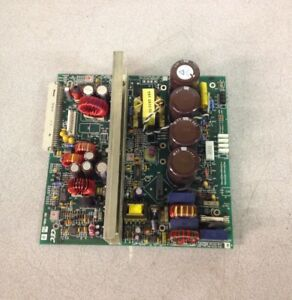 Waters 717 Plus Autosampler Power Board 36c 0190 02