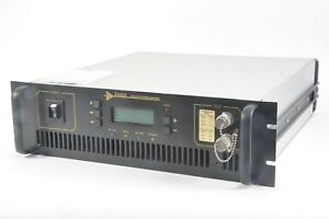 Locus C band Solid State Power Amplifier Hpac 050a rm rr ge