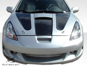 00 05 Toyota Celica Duraflex Type K Front Bumper 1pc Body Kit 100189