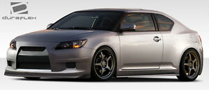 11 13 Scion Tc Duraflex Gt r Body Kit 4pc 108470