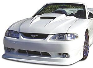 94 98 Ford Mustang Couture Cobra R Front Bumper 1pc Body Kit 102537