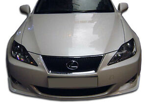 09 10 Lexus Is Series Is250 Is350 Couture J spec Front Lip 1pc Body Kit 106941