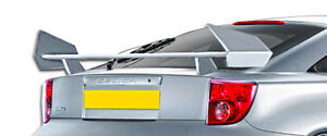 00 05 Toyota Celica Duraflex C 5 Wing Trunk Lid Spoiler 1pc Body Kit 107081
