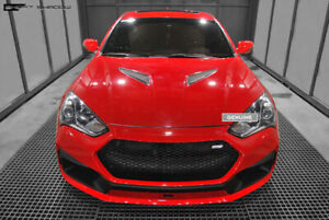 M s Front Body Kit Bumper For Hyundai Genesis Coupe Bk2 2013
