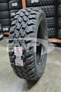 4 New Nankang Mudstar Radial Mt Mud Tires 2657017 265 70 17 26570r17