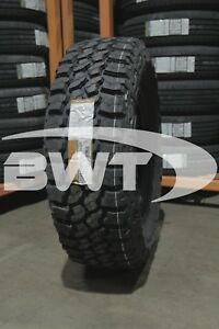 4 New Thunderer Trac Grip M T Mud Tires 2857017 285 70 17 28570r17