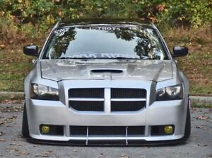 2005 2007 Dodge Magnum Srt8 Style Hood 1pc Body Kit Ram Air Functional