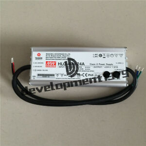 Meanwell Hlg 40h 24a Power Supply Led Driver Water 24v 40w Dust proof