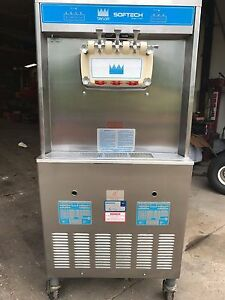 Taylor Soft Serve Ice Cream Machine just Serviced Calibrated By Taylor