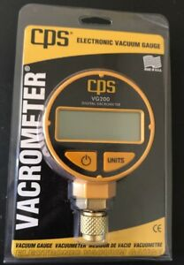 Cps Vg200w Vacrometer Wireless Digital Micron Vacuum Gauge