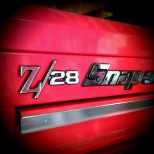 Z 28 Emblem Magnets for Your Snapon Toolbox 2 3