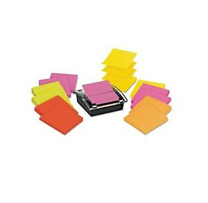 Post It Pop Up Notes Super Sticky Pop Up Dispenser Value Pack 3 X 3 Assorted