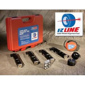 Ez Line Laser Wheel Alignment Tool Ezline