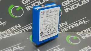 Used Fisher Rosemount 18930 11 Isolated Voltage Input Relay 55p0109x032 Rev B
