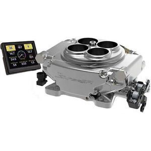 Sniper Efi Self tuning Fuel Injection System 550 510 Holley Performance Shiny