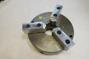 Bison 9 3 4 10 3 Jaw Self Centering 3 Jaw Lathe Chuck