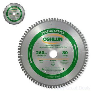 80 Tooth Crosscut Blade Circular Saw 30mm Arbor For Festool Kapex Ks 120 Sbft