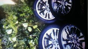 Chrome 22 Inch Rims