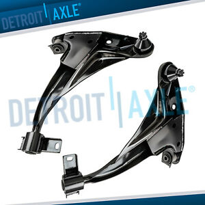 2 Front Lower Control Arms Ball Joints For 2002 2005 Explorer Mountaineer