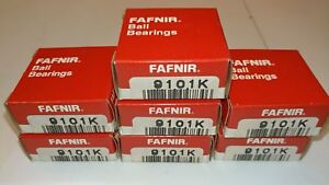 9101k Fafnir Ball Bearing Lot Of 9