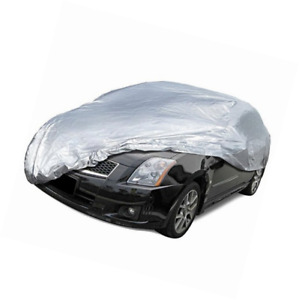 Kkmoon Full Car Cover Universal Fit Indoor Outdoor Sunscreen Heat Protection D