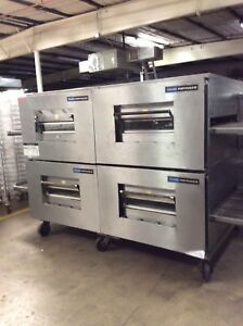 Lincoln Commercial Pizza Oven