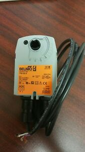 Belimo Tfb120 s Actuator 120 240v Ac 22 In lb Spring Return W 2 Position Switch