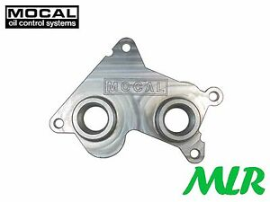 Bmw Mini One Cooper S Supercharger Mocal Top3 Oil Cooler Adaptor Plate Bey