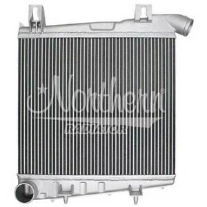 Northern Radiator Air Cooler W stock Connection For Gm Duramax 6 6l 2006 2010