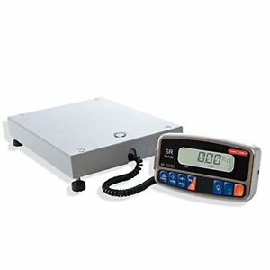 Torrey Sr 50 100 Electronic Digital Shipping Scale With Large Display And 100 Lb