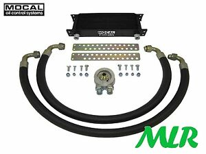 Ford Sierra Sapphire Escort Cosworth Turbo Mocal 16 Row Engine Oil Cooler Kit Rs