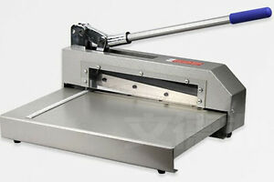 Powerful Shear Knife Paper Cutter Pcb Board Steel Plate Shearer Cut Aluminium