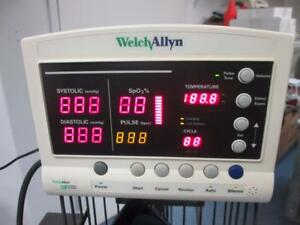 Welch Allyn 52000 Series Patient Monitor parts